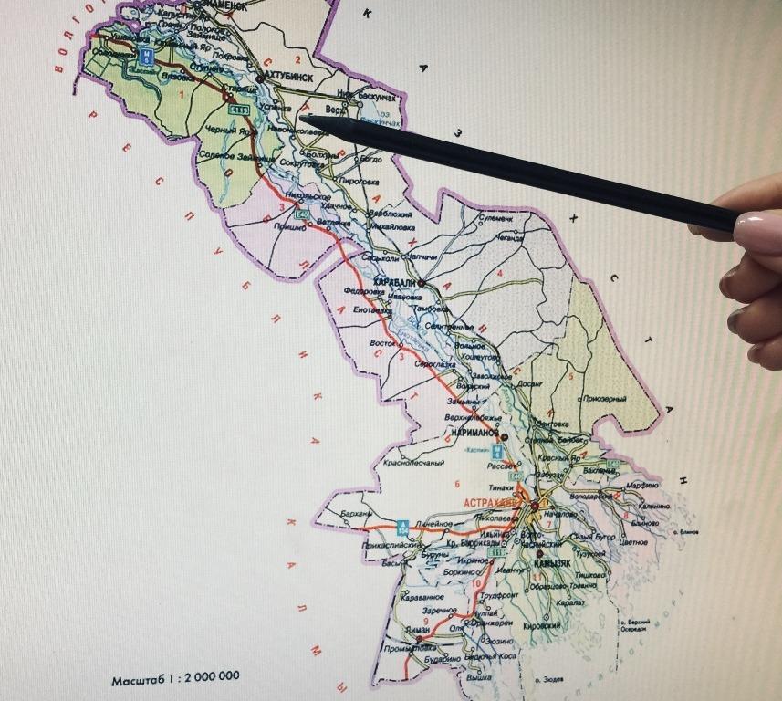 Назван район Астраханской области с самым большим числом должников