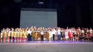 Астраханские коммунисты отметили День пионерии масштабным концертом