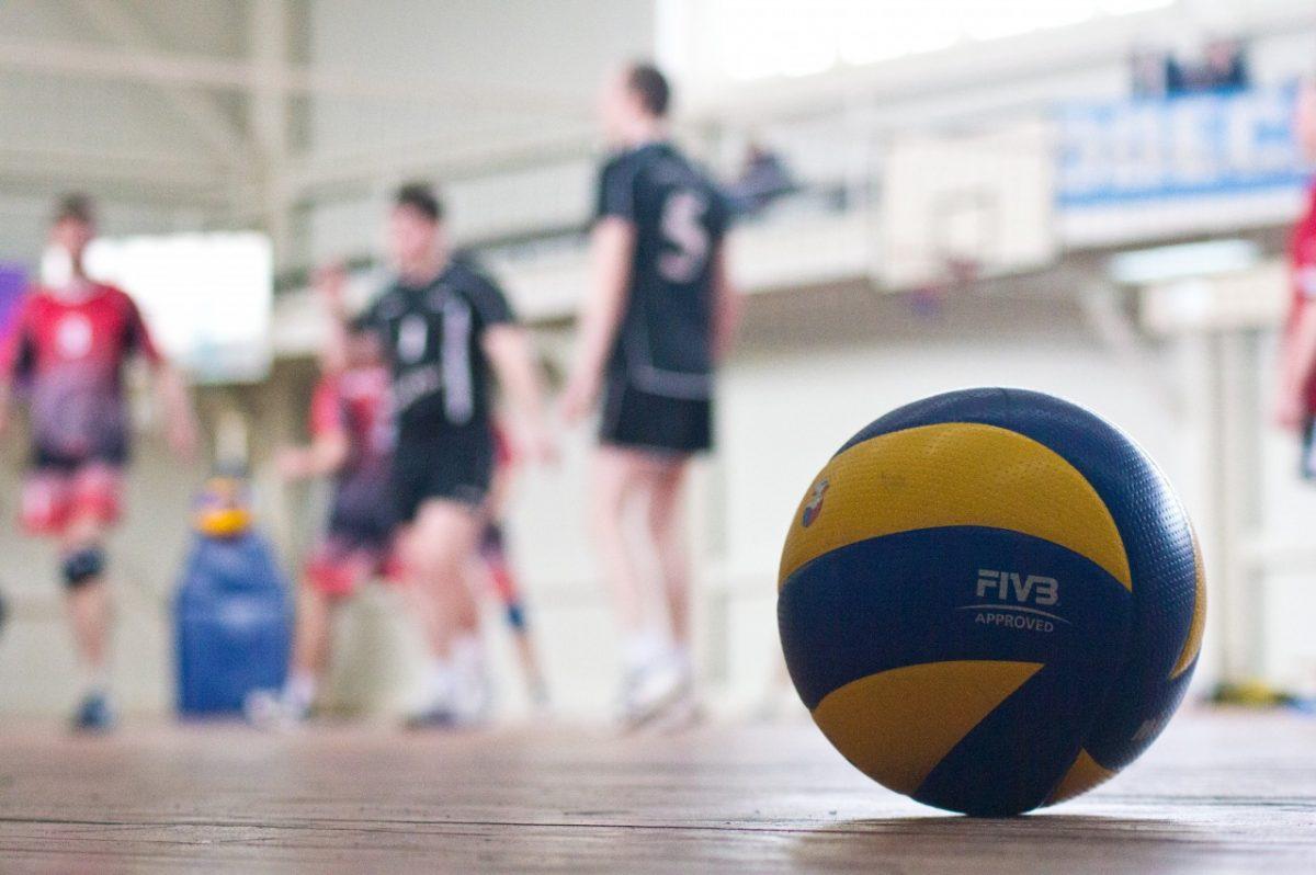 В Астрахани стартовал Кубок ОАО «РЖД» по волейболу среди мужских команд