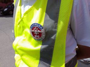 Астраханский инспектор ДПС попытался спасти от наказания пьяного коллегу, устроившего аварию