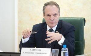 Сенатор Башкин озаботился маркировкой компьютерных игр
