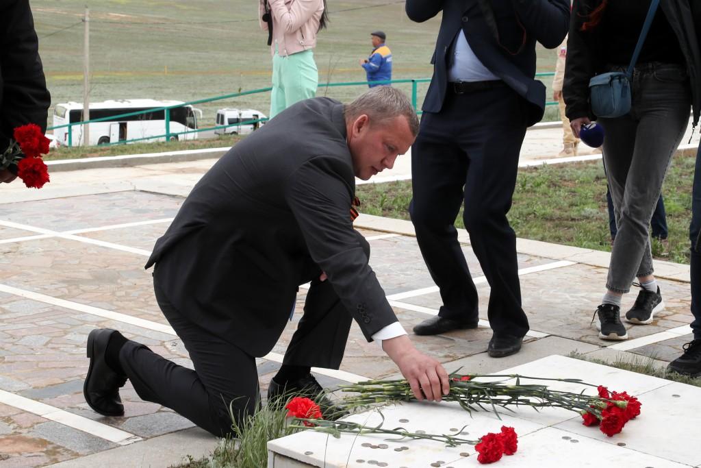 Сергей Морозов призвал всех быть достойными гражданами нашей страны
