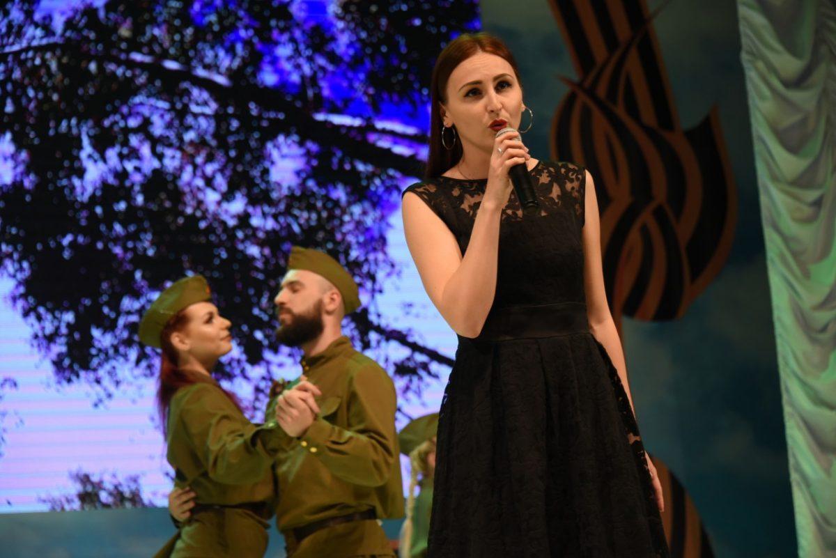 Ко Дню Победы в филармонии прозвучали песни военных лет