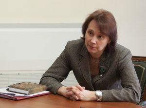 Руководителем администрации губернатора стала Виктория Гурьянова