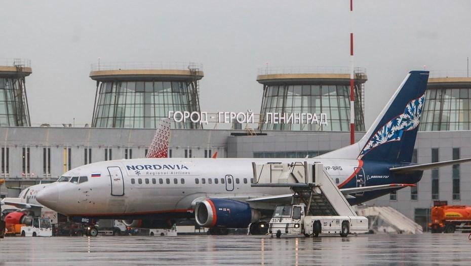 С запуском рейса из Астрахани в Санкт-Петербург возникли трудности