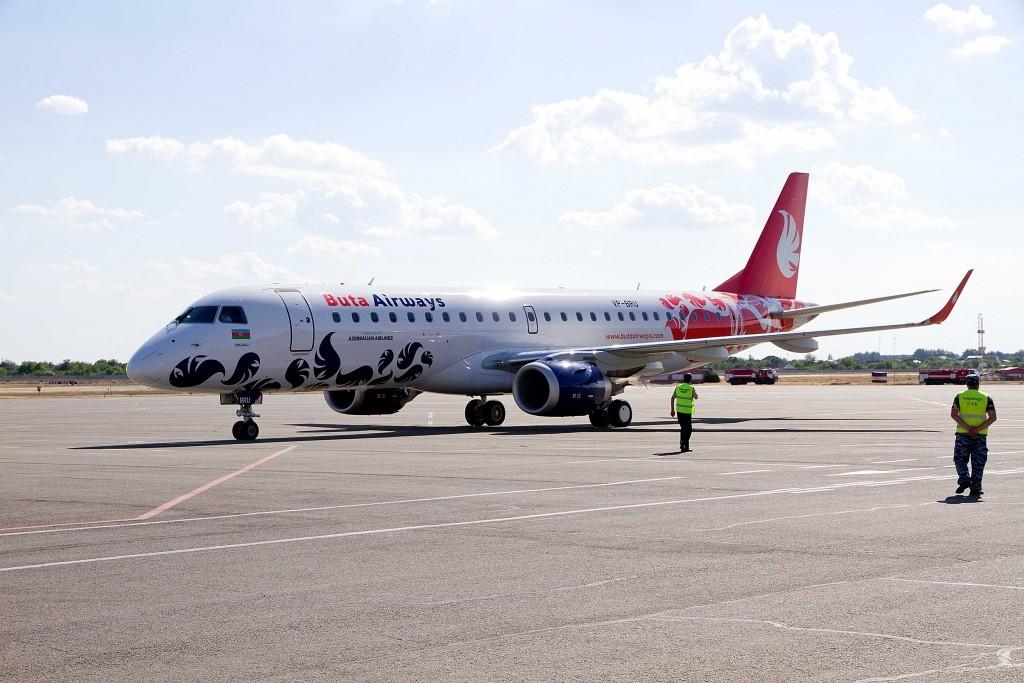 Почти полный: возобновлено авиасообщение Астрахань — Баку