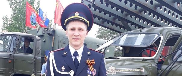 В Астраханской области в день защиты детей полицейский спас ребенка