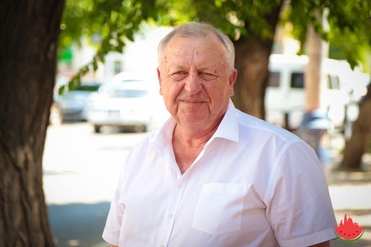 Валерий Курбатов: «Быть четверть века главой района – большая ответственность»