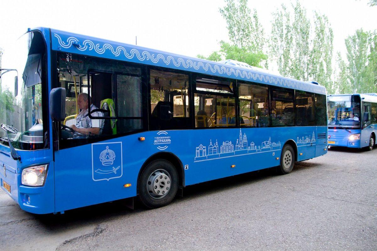 Игорь Бабушкин: новые автобусы можно поставить в Астрахань хоть сейчас