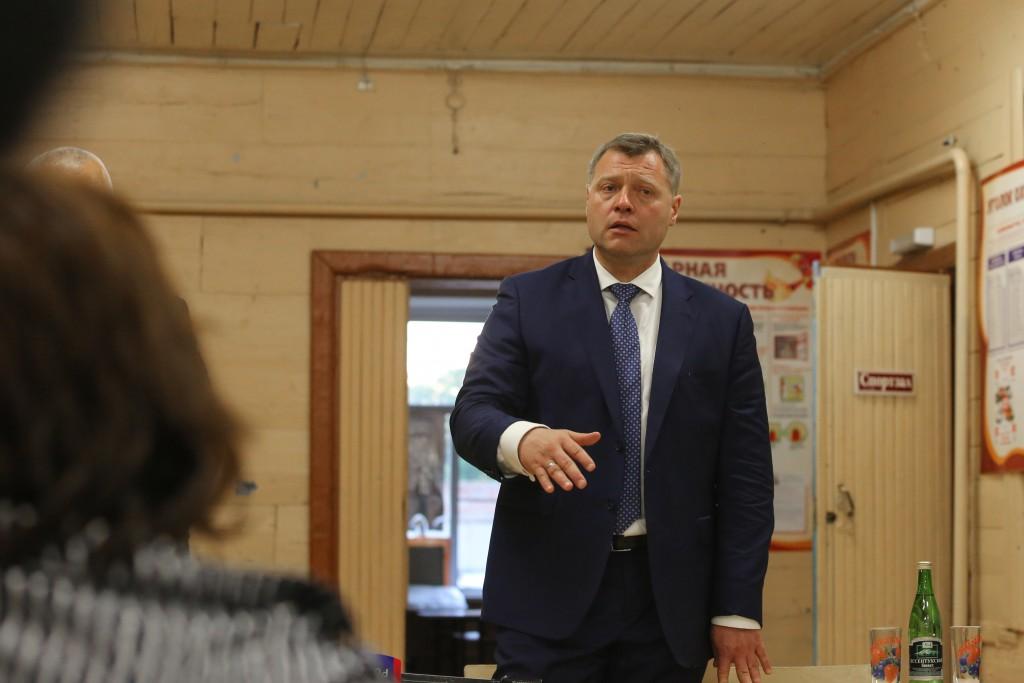 Игорь Бабушкин рассказал о «безграничном отчаянии» астраханских сельчан