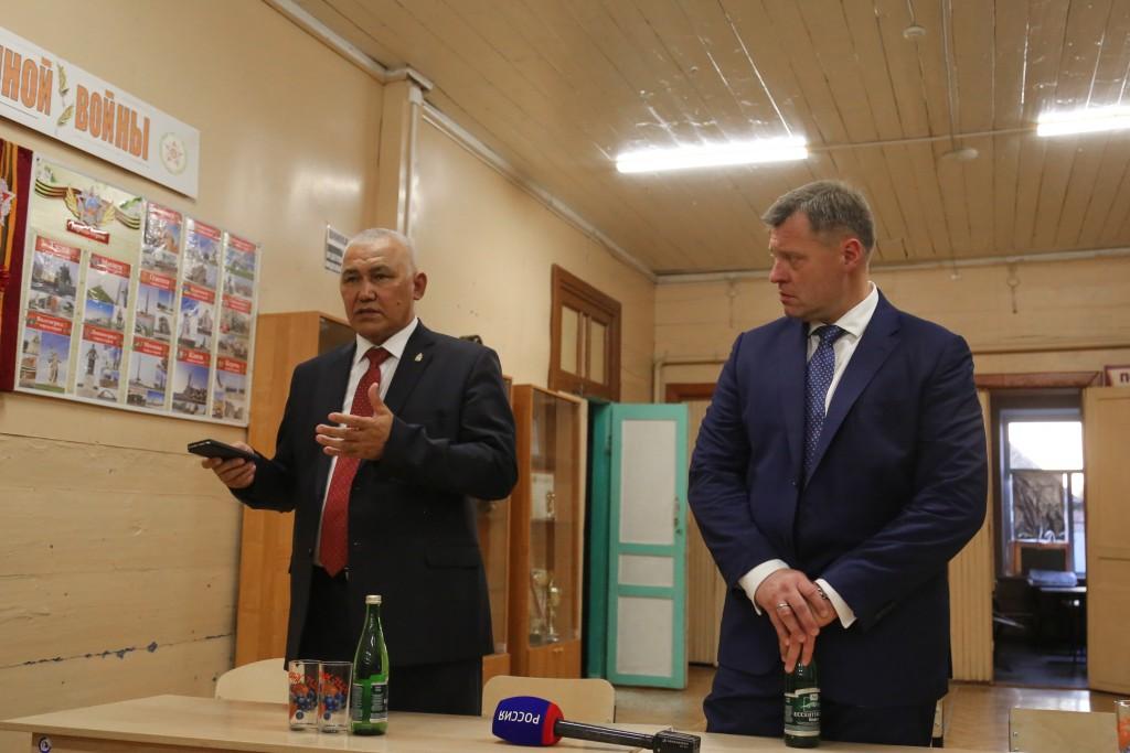 Игорь Бабушкин главе Красноярского района: «Люди хотят нормально жить здесь и сейчас»