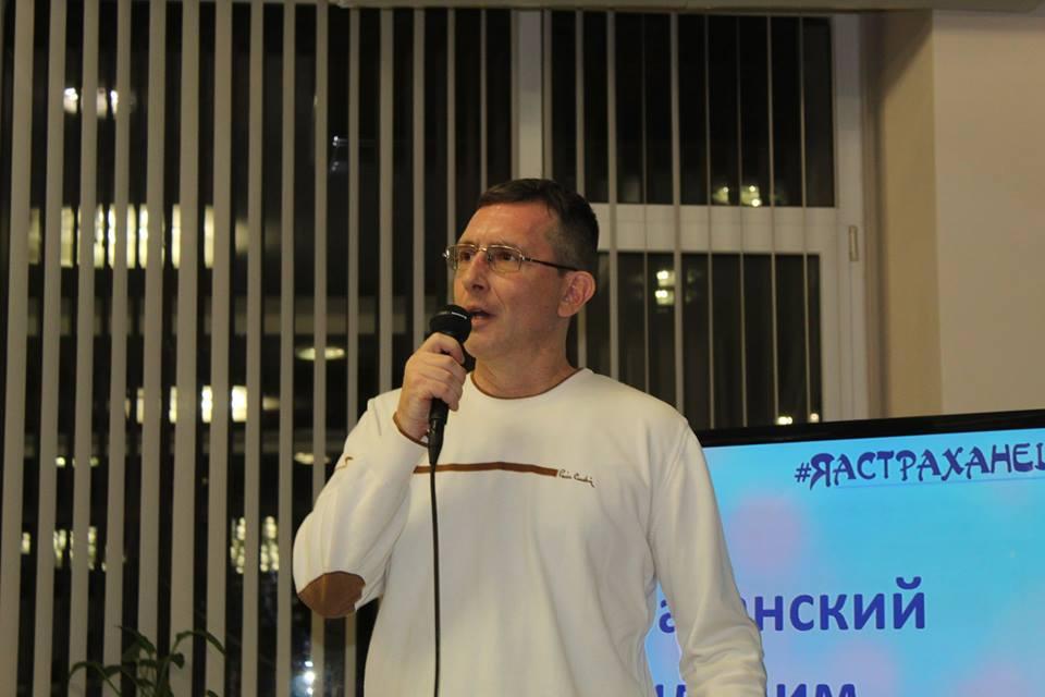 Астраханский предприниматель Андрей Свиридов: «Туристов в этом году почти нет»