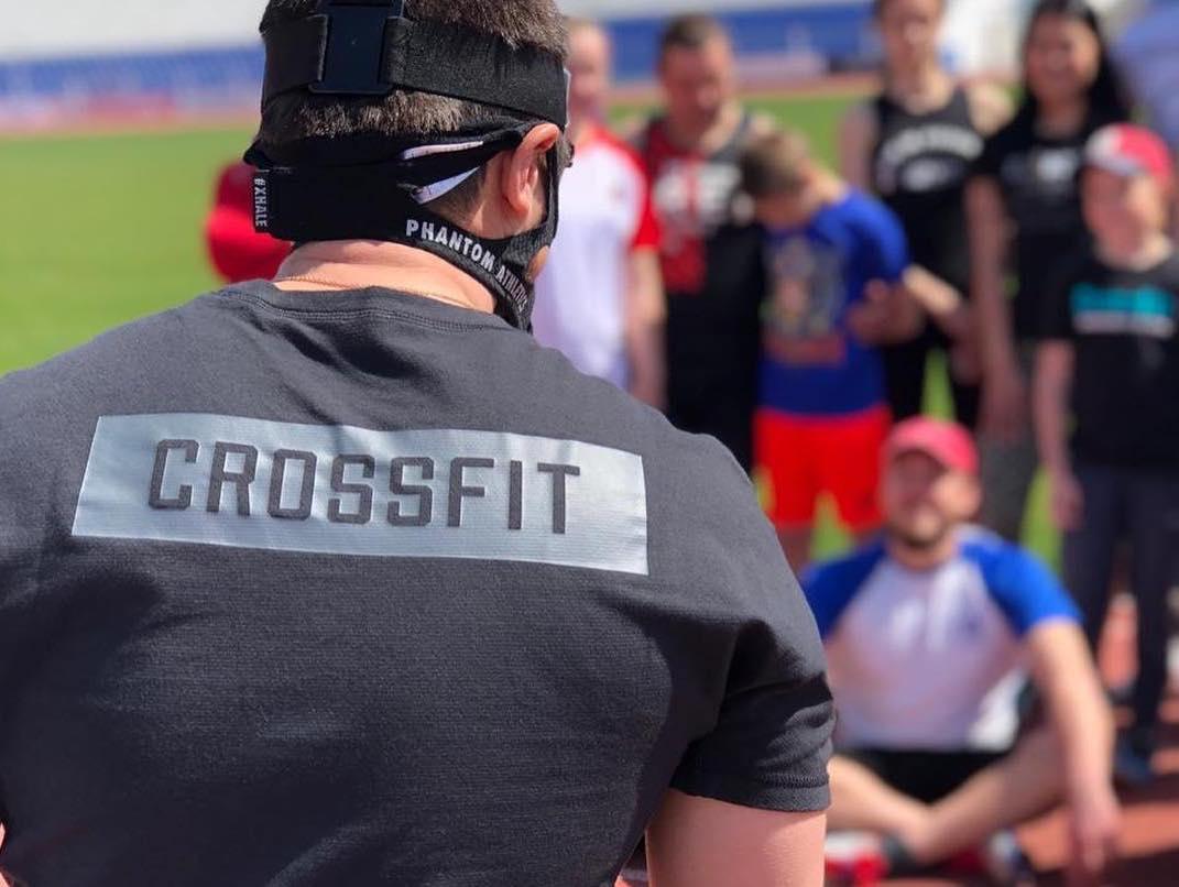 Олимпийский день бега и жаркий турнир по кроссфиту: как астраханцы провели свои выходные!