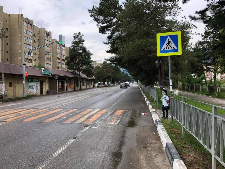 Пешеходные переходы в Астрахани предлагают оборудовать картонными детьми
