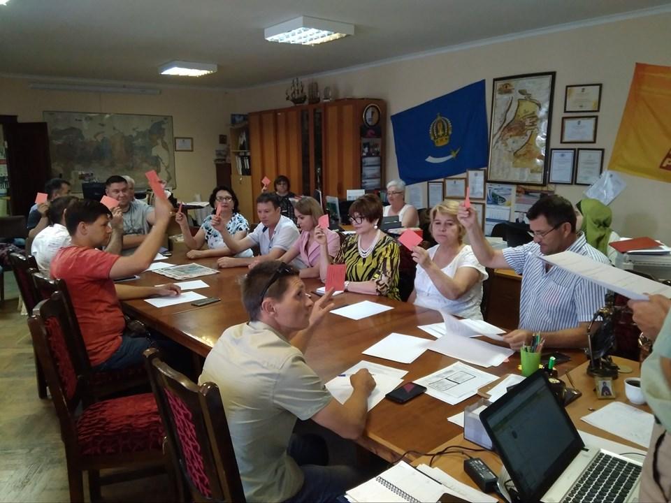 Астраханская Астраханская «Справедливая Россия» определилась с кандидатом в губернаторы