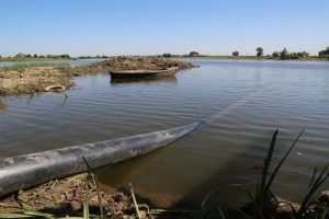 В селе Началово ставят дополнительные насосы для водопровода