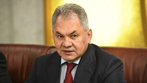 Сергей Шойгу призвал по-новому подходить к ведению войн
