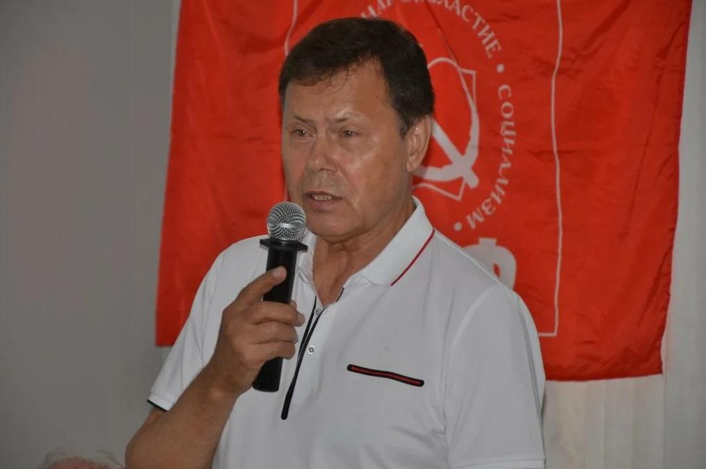 Астраханские коммунисты выдвинули своего кандидата в губернаторы региона