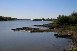 Население Астраханской области защитят от затоплений с помощью берегоукрепления