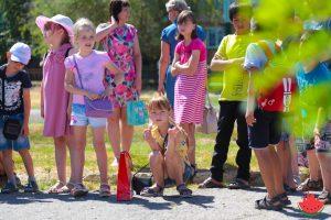 «Астраханское лето» пришло в микрорайон 3-й Интернационал