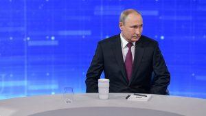 Путин напомнил россиянам об ужасах 90-х годов