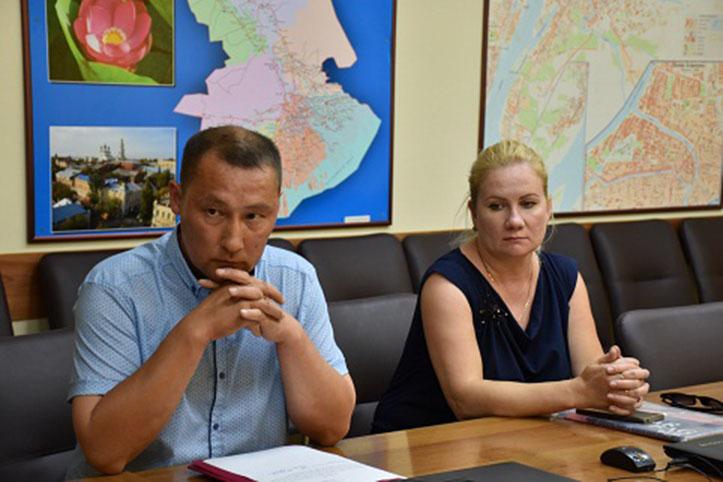 На выборы астраханского губернатора выдвинулся Кубай Нуехов