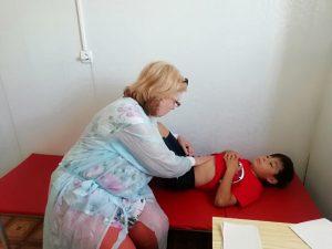 «Мобильная поликлиника» приступает к выездам в Икрянинский район