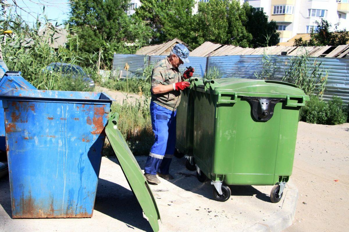 Региональный оператор улучшает облик города Астрахань