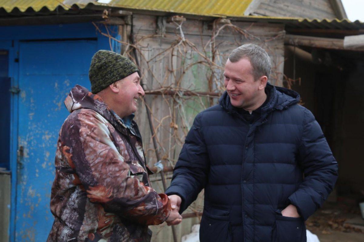Сергей Морозов тепло попрощался с астраханцами в Инстаграме