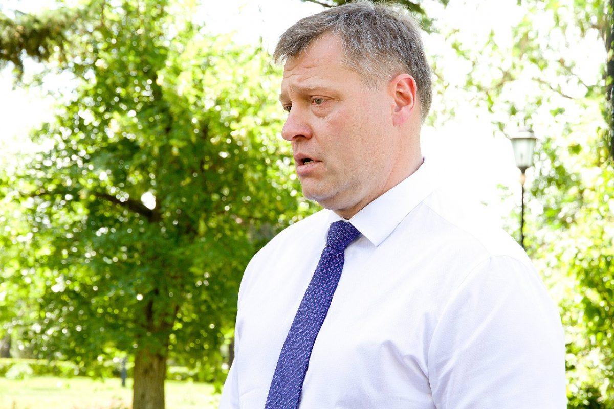 Игорь Бабушкин обратился к лидерам политических сил Астраханской области
