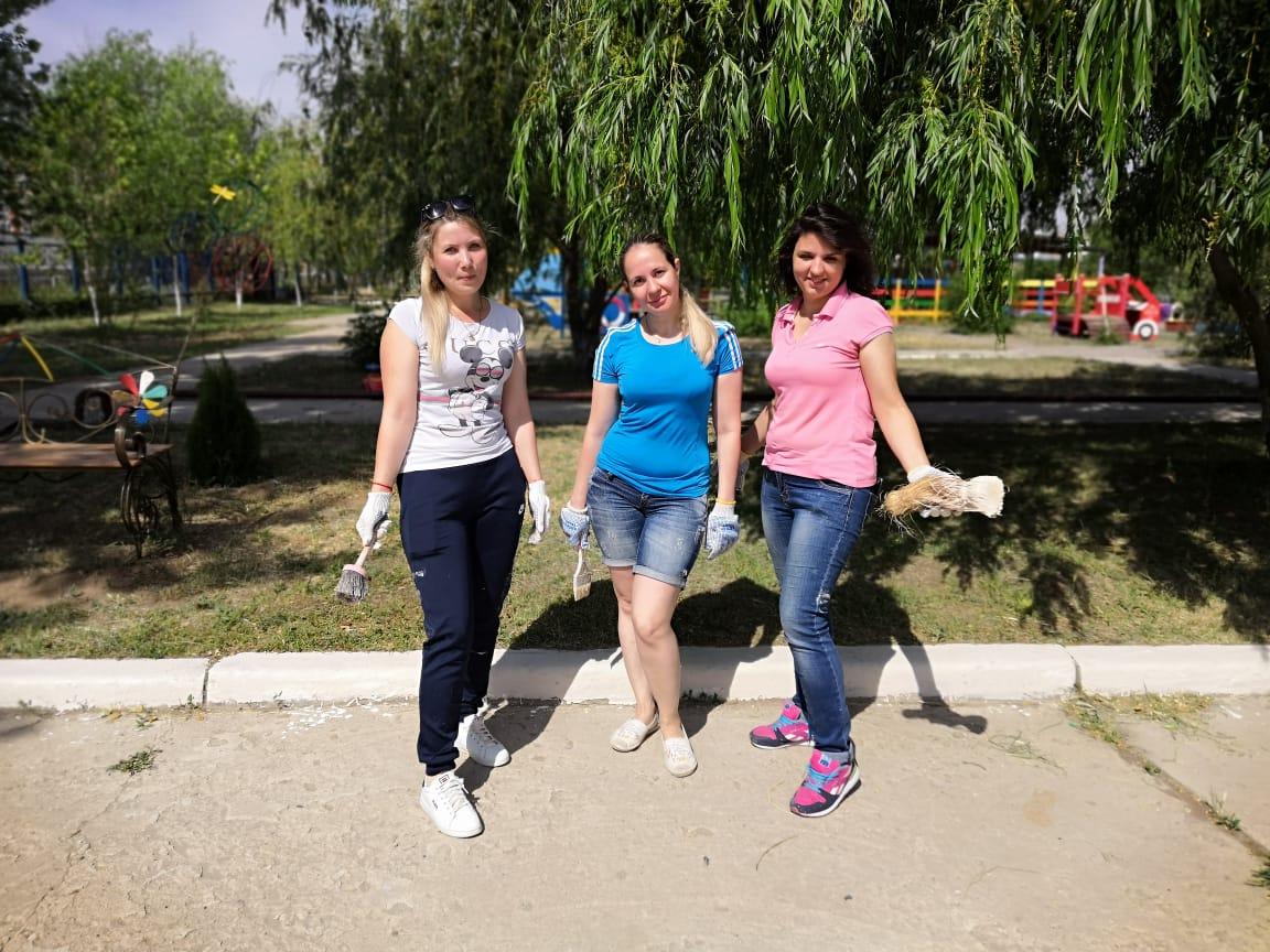 Благотворительные акции проводят молодые специалисты Астраханского региона ПривЖД