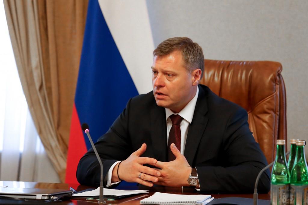 Игорь Бабушкин главам районов: «Двери моего кабинета открыты для вас»