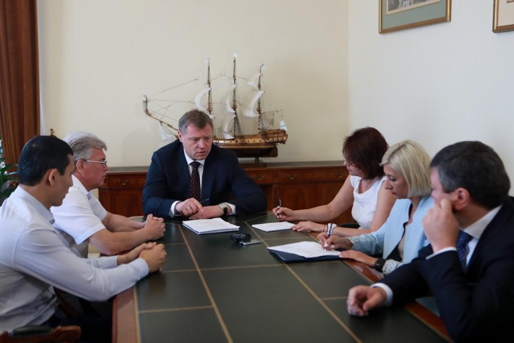 Игорь Бабушкин: «Сложилась абсолютно негативная ситуация по водоснабжению в регионе»
