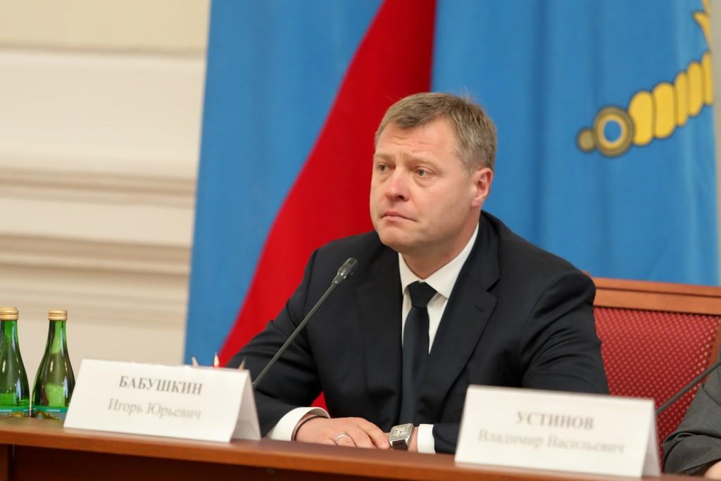 Игорь Бабушкин не планирует кадровых перестановок