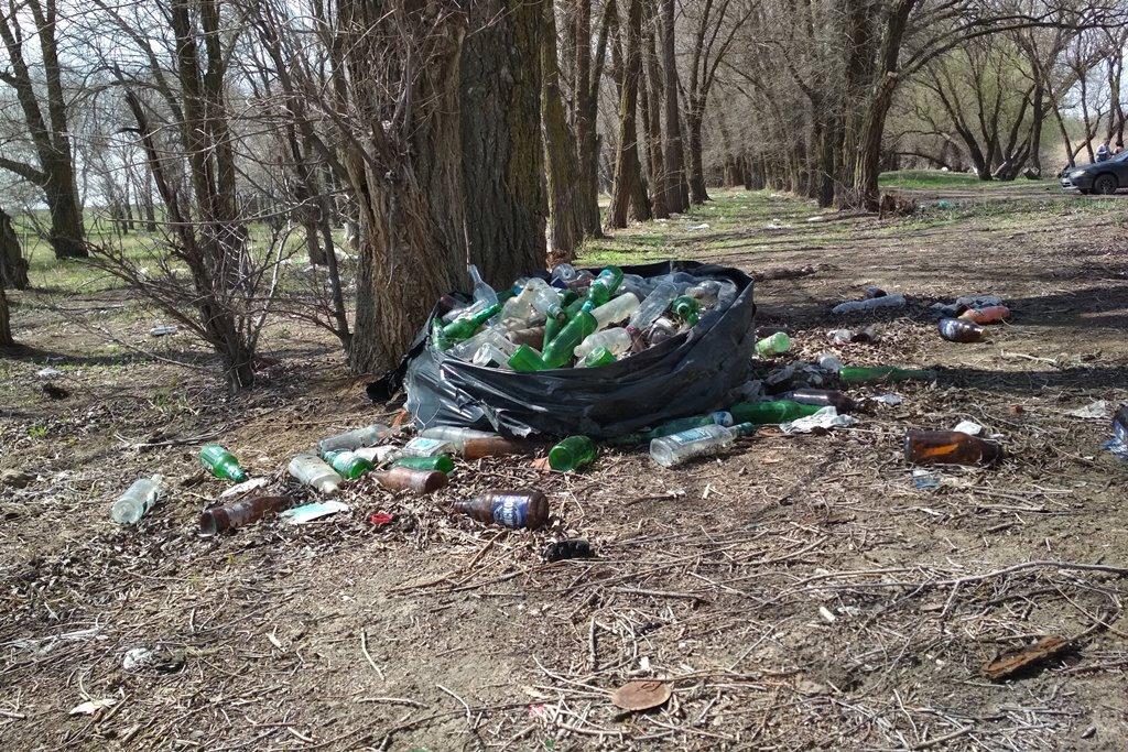 Неравнодушие жителя Икрянинского района спасло ерик от мусора