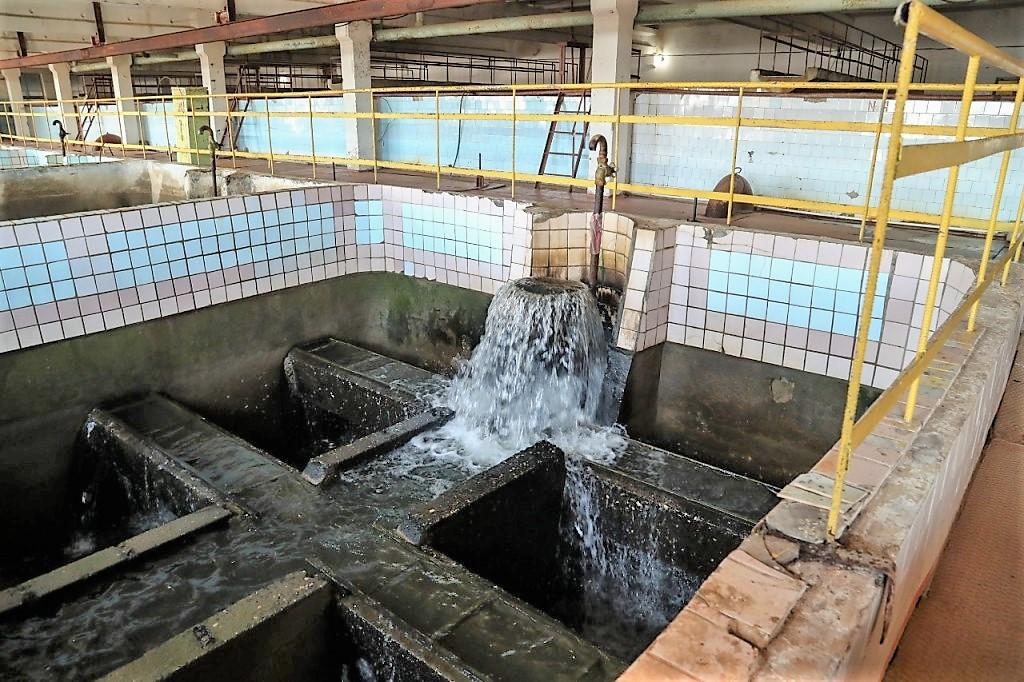 Общая проблема районов Астраханской области — питьевая вода
