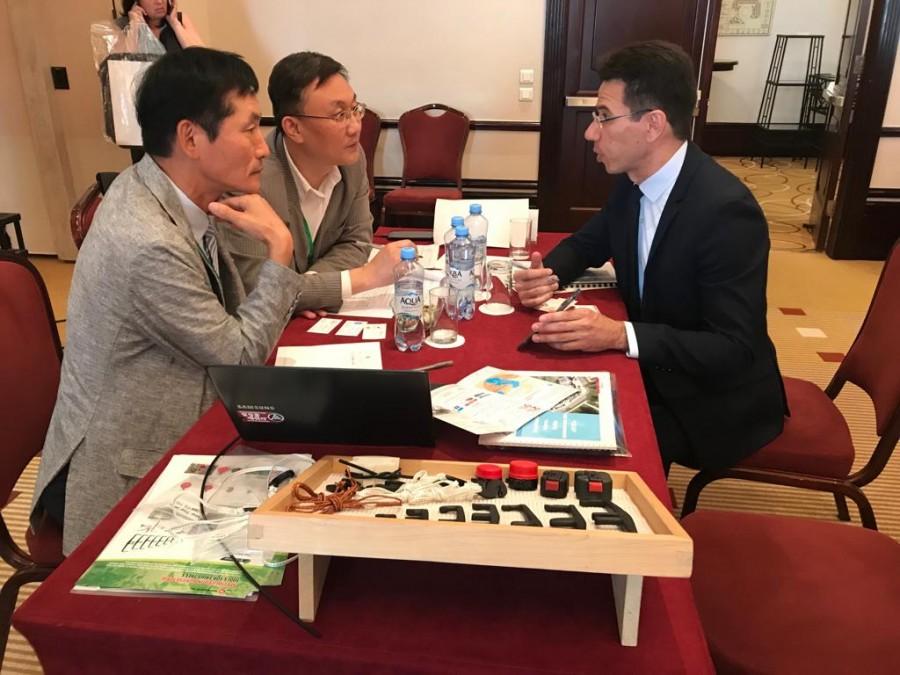 Южнокорейскому бизнесу раскрыли инвестиционный потенциал Астраханской области
