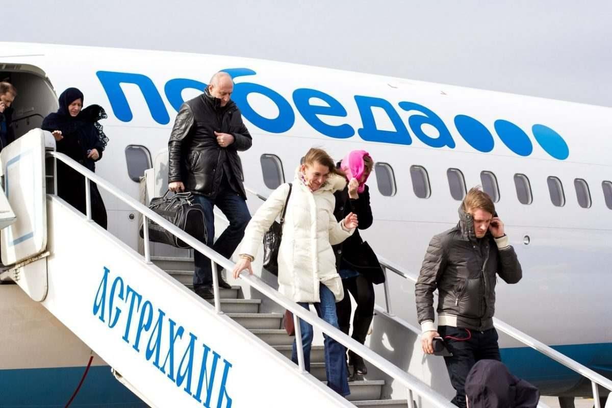 Авиарейс из Астрахани в Санкт-Петербург станет регулярным