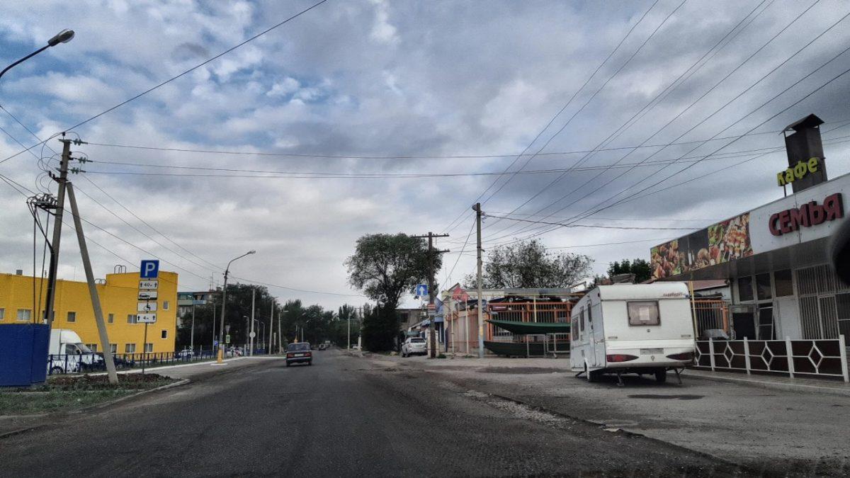 Астраханских водителей массово штрафуют возле мясокомбината