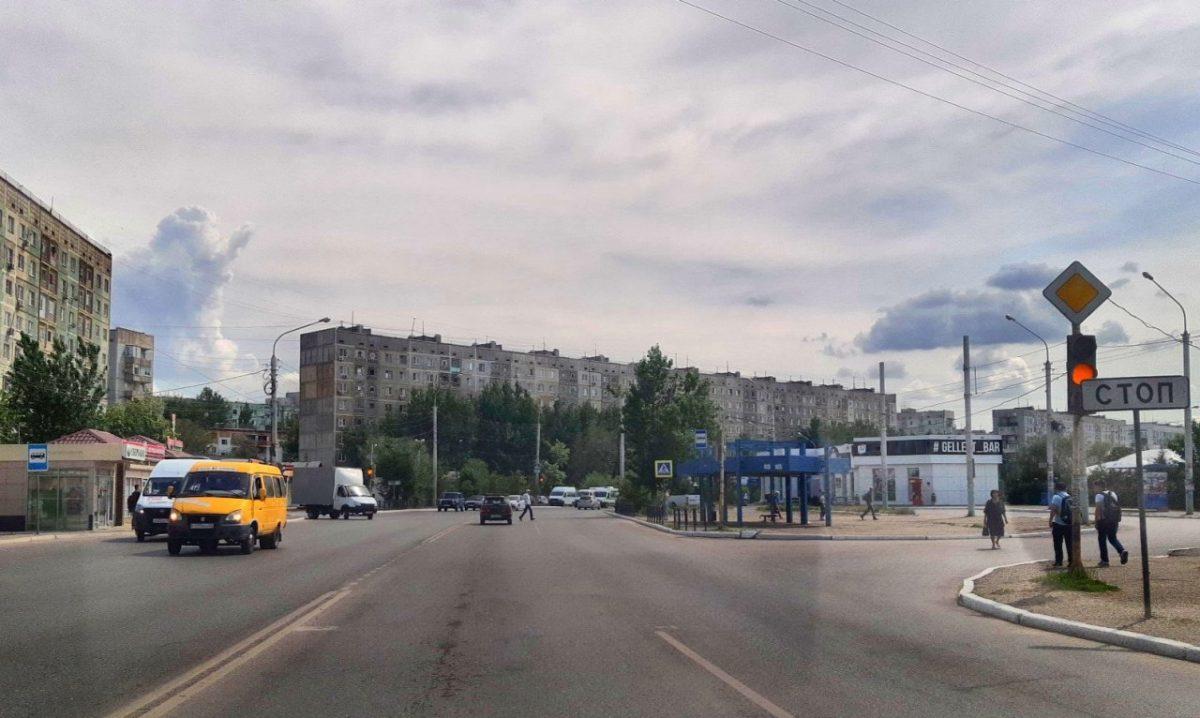 Юго-Восток-3 и центр Астрахани свяжет новая маршрутка