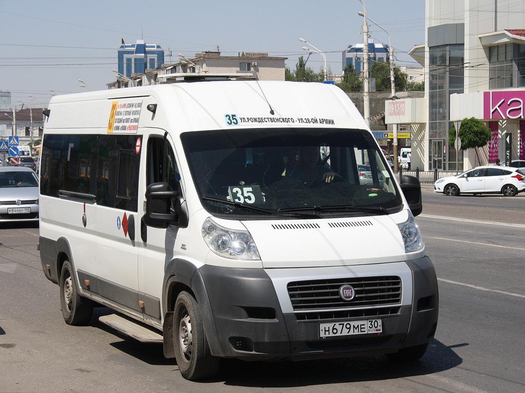 Астраханцы просят продлить маршрут № 35, чтобы не ходить мимо кладбища