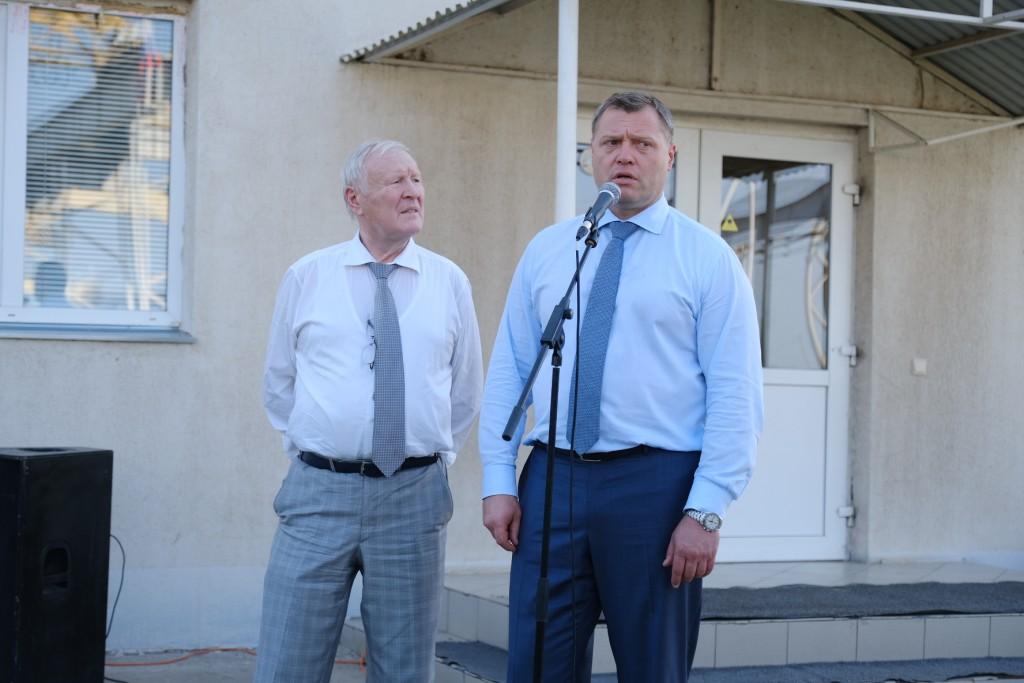 Игорь Бабушкин пообещал «зеленый коридор» успешным астраханским предприятиям