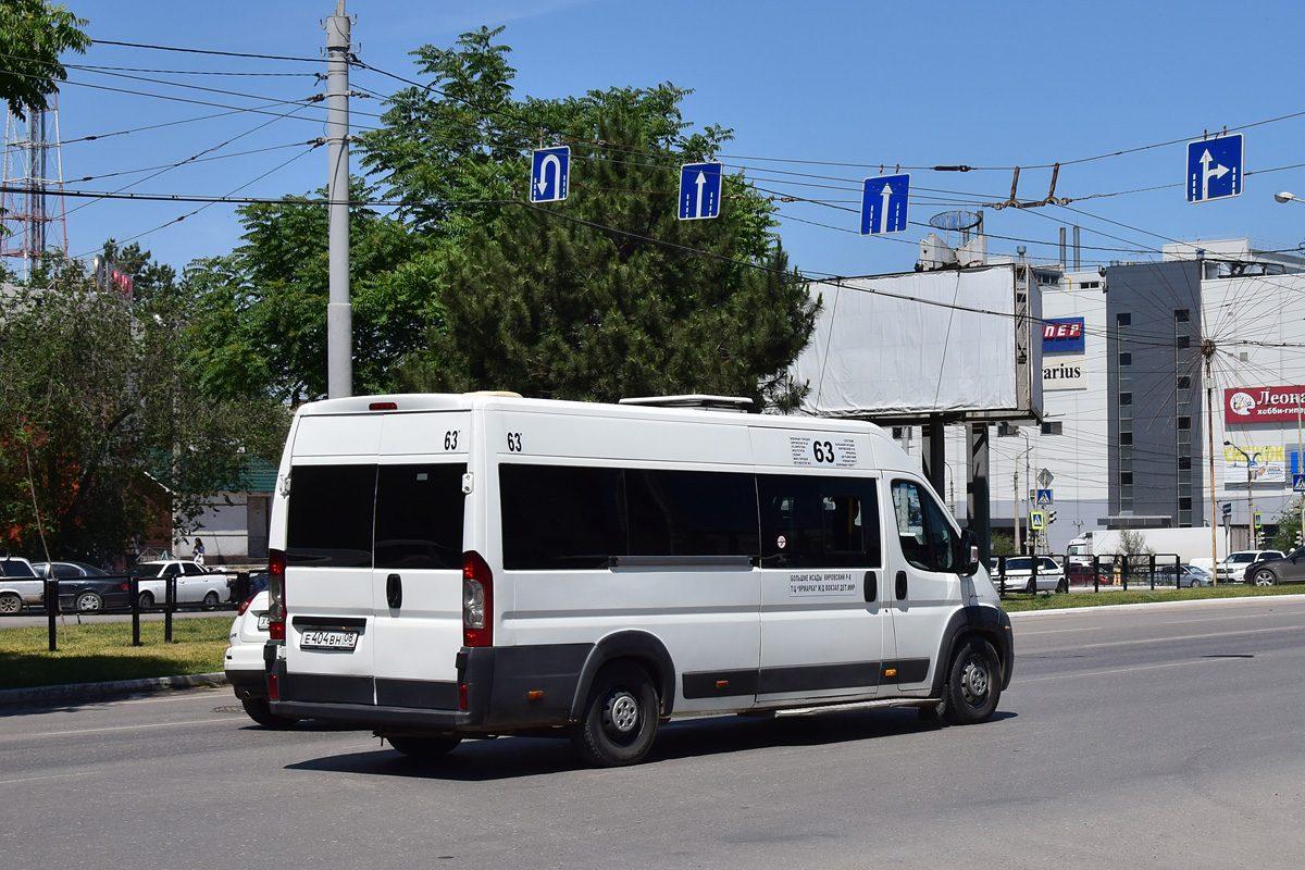 Астраханские маршрутки 63 и 64 в понедельник прекратят работу