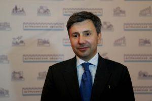 Астраханский вице-губернатор Александр Шарыкин может покинуть свой пост