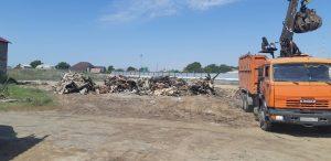 В Астрахани будут наказывать нелегальные компании по вывозу мусора