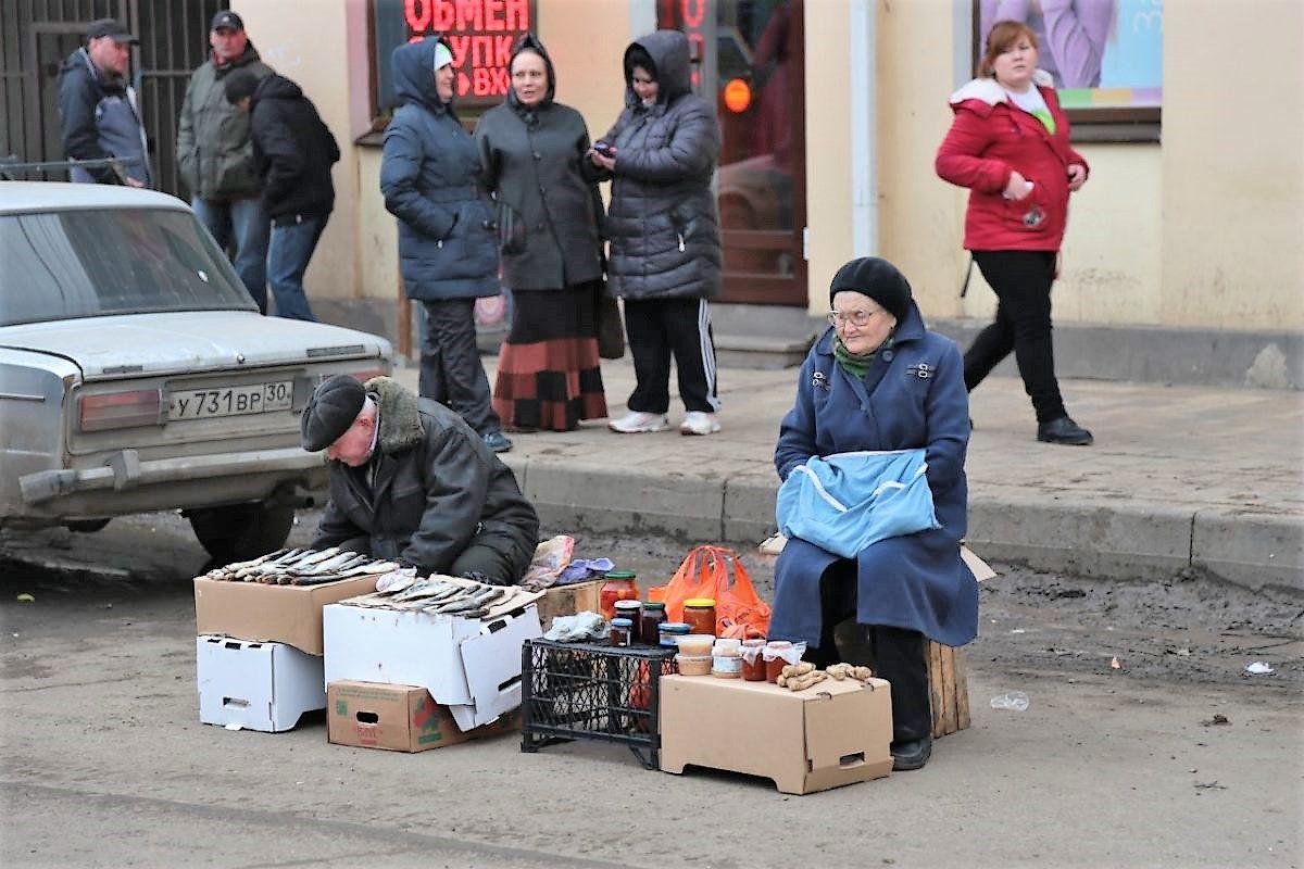 За чертой бедности живет 16% населения Астраханской области