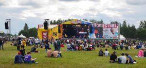 Юбилейное «Нашествие» собрало 90% гостей за день до открытия