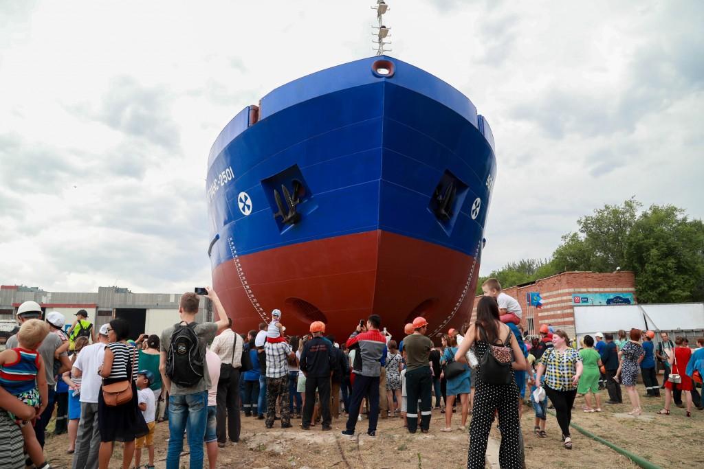 Астрахань стала одним из городов-лидеров для корабельных экскурсий