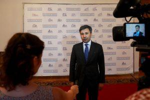 Александр Шарыкин назвал Астраханскую область регионом возможностей