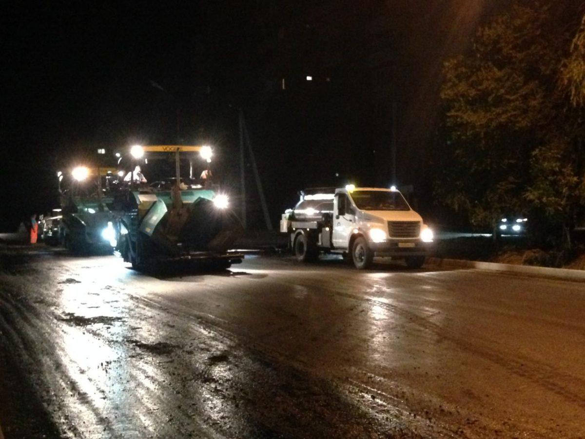 В Астрахани завершается реконструкция улицы Безжонова